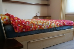 Ágyak, hálószobák